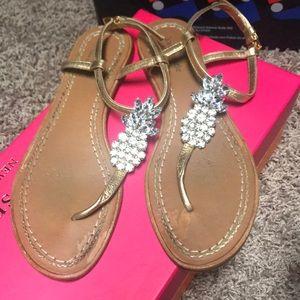 Kate Spade Hula sandals